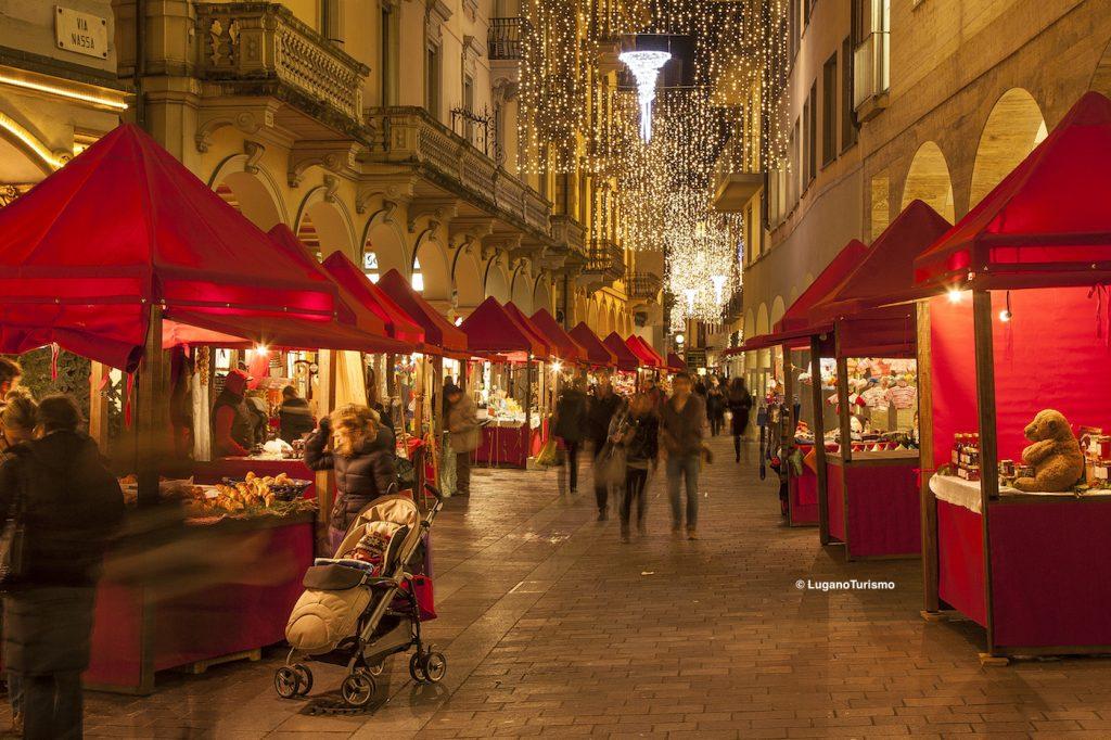 Lugano Natale.Vivi Natale In Ticino Albergo Ristorante La Palma Bissone
